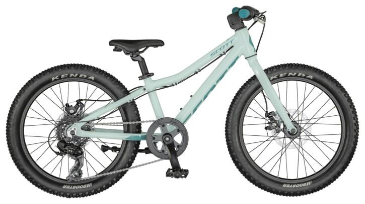 Kinder / Jugend Scott Contessa 20 Bike mit Starrgabel 2021