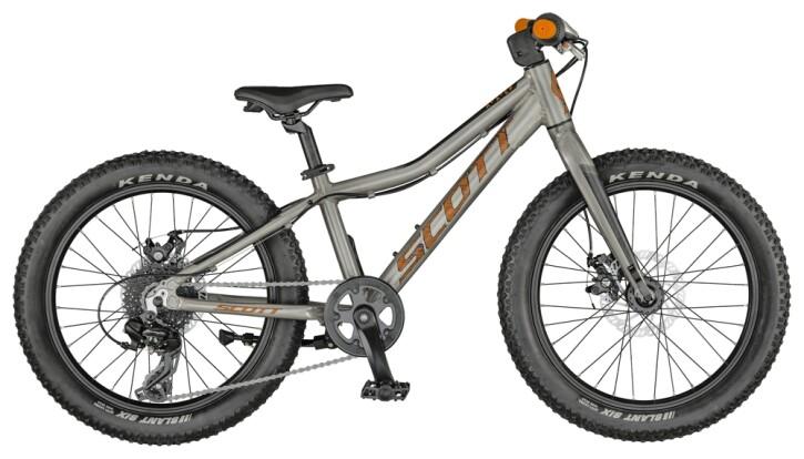 Kinder / Jugend Scott Roxter 20 BikeAluminiumraw 2021