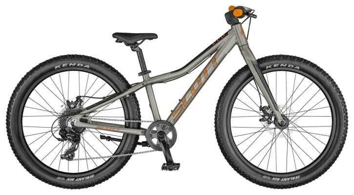 Kinder / Jugend Scott Roxter 24 Bike Aluminium Raw 2021
