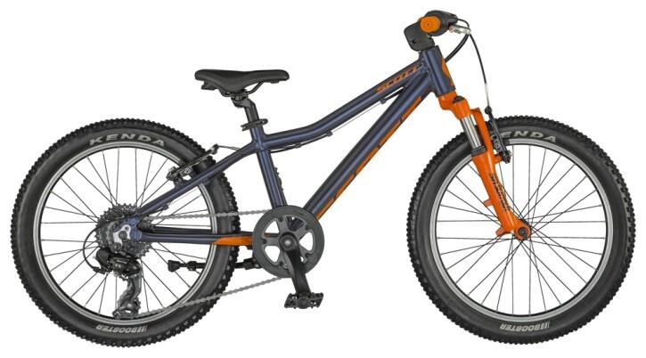 Kinder / Jugend Scott Scale 20 Bike Cobalt Blue 2021