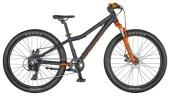 Kinder / Jugend Scott Scale 24 Disc Bike Cobalt Blue