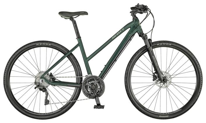 Crossbike Scott Sub Cross 10 LadyBike 2021