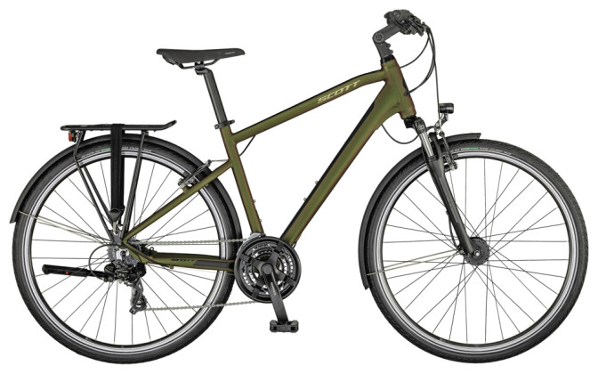 Trekkingbike Scott Sub Sport 40 Men Bike 2021