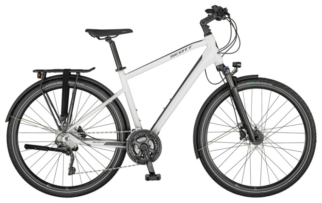 Trekkingbike Scott Sub Sport 10 Men Bike 2021