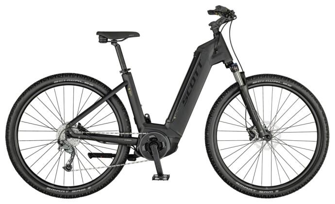 e-Mountainbike Scott Sub Cross eRIDE 20 Unisex-Bike 2021