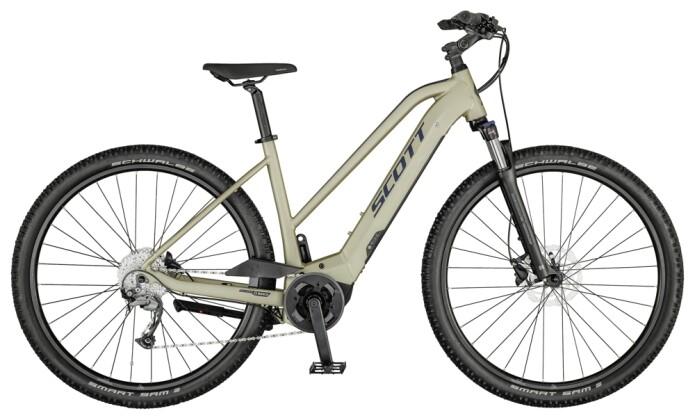 e-Mountainbike Scott Sub Cross eRIDE 20 Lady Bike 2021