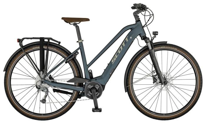 e-Trekkingbike Scott Sub Active eRIDE Lady Bike 2021