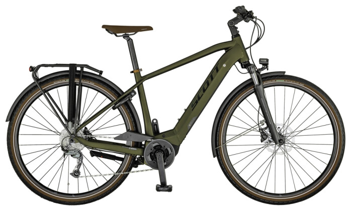 e-Trekkingbike Scott Sub Tour eRIDE 30 Men Bike 2021