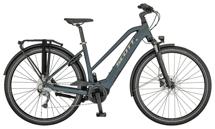 e-Trekkingbike Scott Sub Tour eRIDE 20 Lady Bike 2021