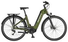 e-Trekkingbike Scott Sub Tour eRIDE 10 Unisex-Bike