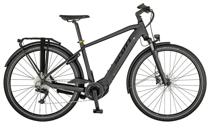 e-Trekkingbike Scott Sub Sport eRIDE 20 Men Bike 2021