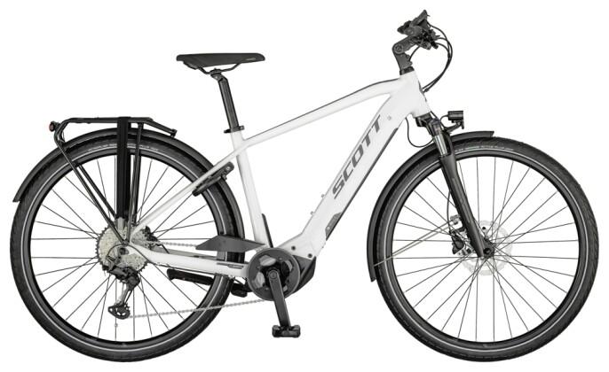 e-Trekkingbike Scott Sub Sport eRIDE 10 Men Bike 2021