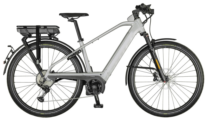 e-Citybike Scott Silence eRIDE 10 Men Speed Bike 2021