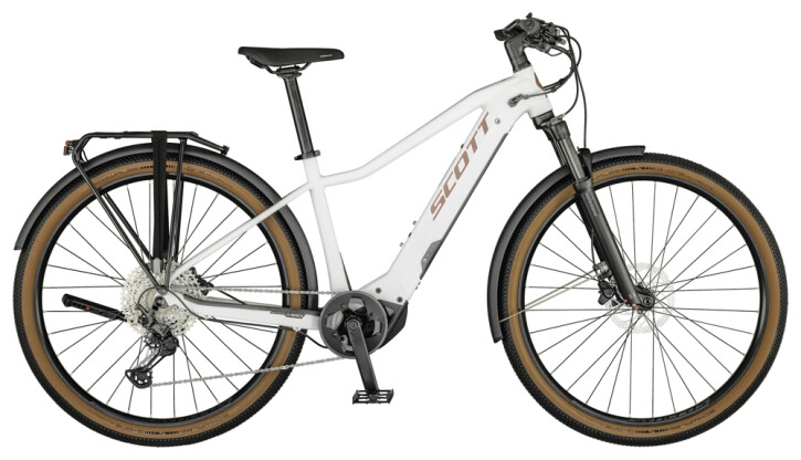 e-Trekkingbike Scott Axis eRIDE 10 Lady Bike 2021