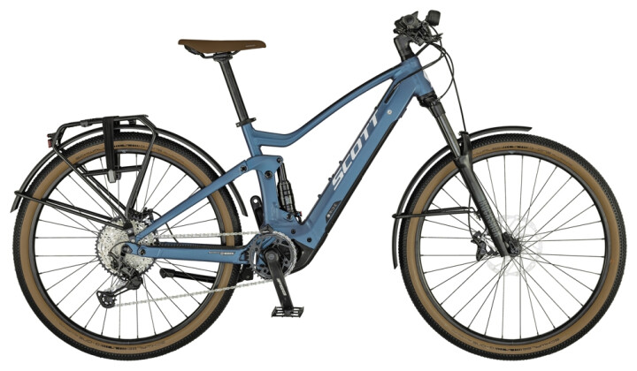 e-Trekkingbike Scott Axis eRIDE Evo Bike 2021