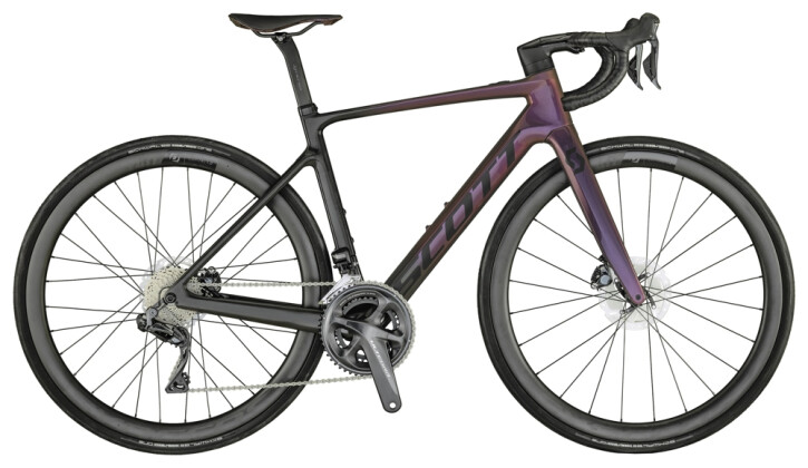 e-Rennrad Scott Contessa Addict eRIDE 10 Bike 2021