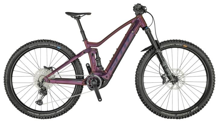 e-Mountainbike Scott Contessa Genius eRIDE 910 Bike 2021
