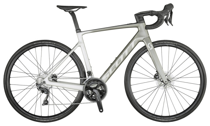 e-Rennrad Scott Addict eRIDE 20 Bike 2021