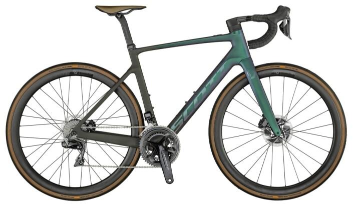e-Rennrad Scott Addict eRIDE Premium Bike 2021