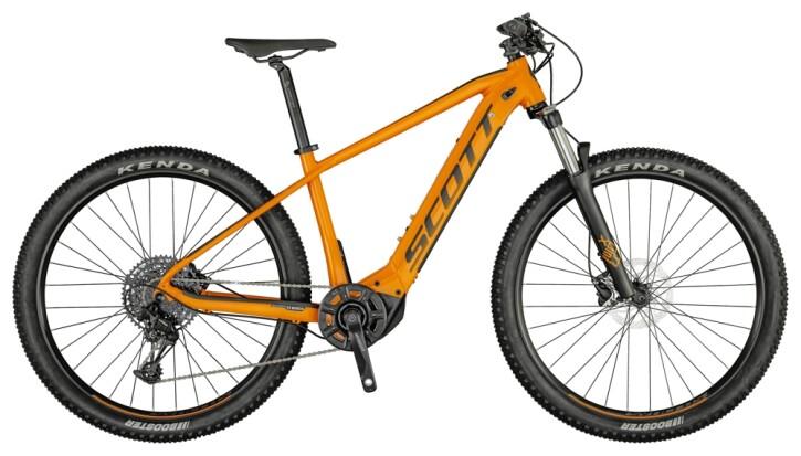 e-Mountainbike Scott Aspect eRIDE 920 Bike orange 2021