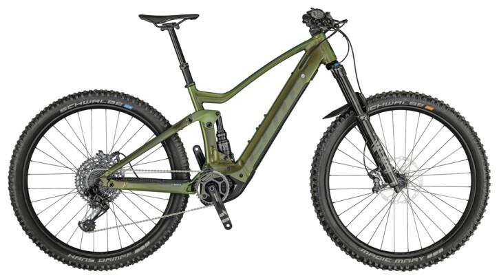 e-Mountainbike Scott Genius eRIDE 910Bike 2021