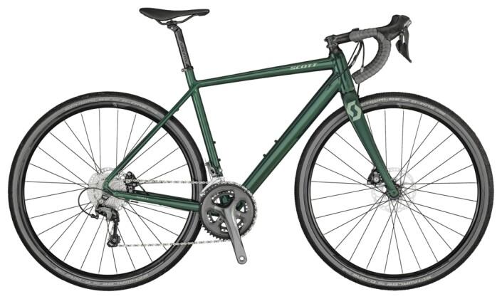 Race Scott Contessa Speedster Gravel 25 Bike 2021