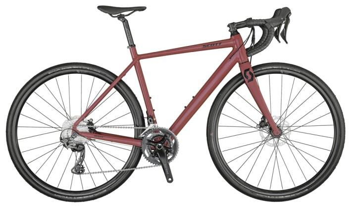 Race Scott Contessa Speedster Gravel 15 Bike 2021