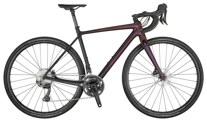 Race Scott Contessa Addict Gravel 15 Bike 2021
