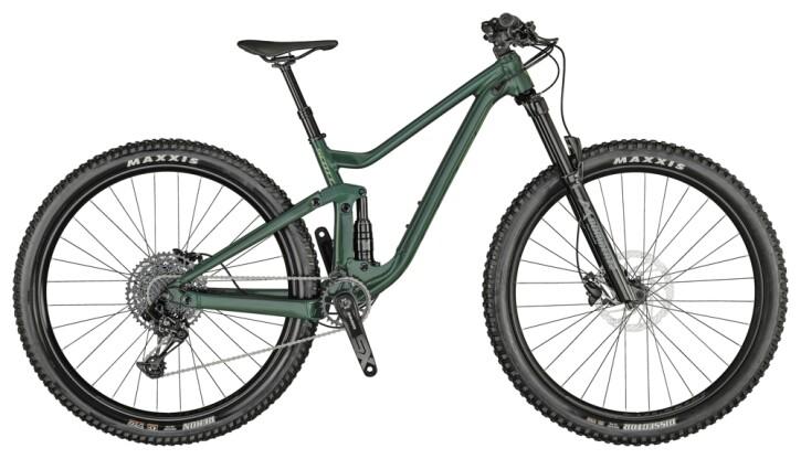 Mountainbike Scott Contessa Genius 920 Bike 2021