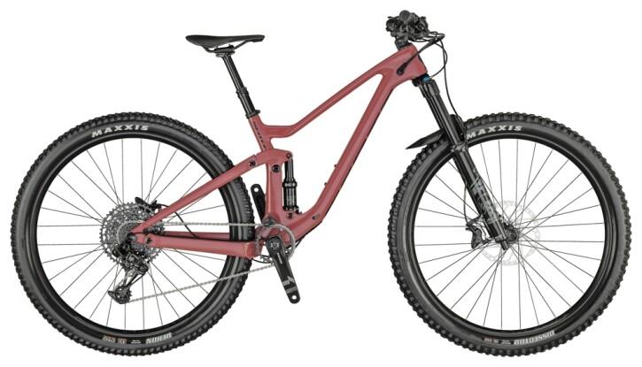 Mountainbike Scott Contessa Genius 910 Bike 2021