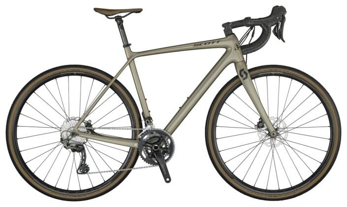 Race Scott Addict Gravel 20 Bike 2021