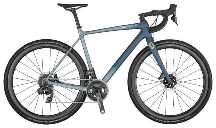 Race Scott Addict Gravel 10 Bike 2021
