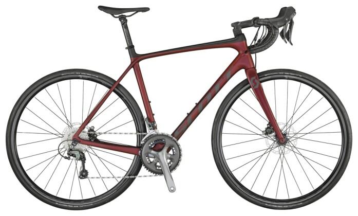 Race Scott Addict 30 Disc Bike 2021