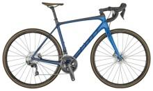 Race Scott Addict 10 Disc Bike Marine Blue