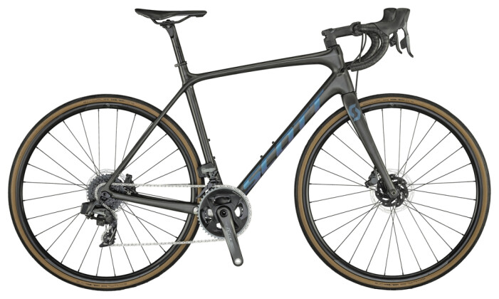 Race Scott Addict SE Disc Bike 2021