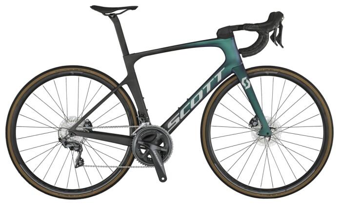 Race Scott Foil 30 Bike 2021