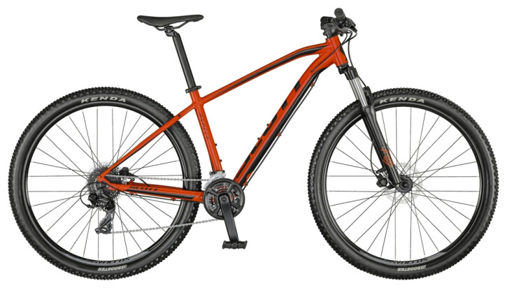 Mountainbike Scott Aspect 760 Bike red 2021