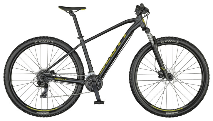 Mountainbike Scott Aspect 760 Bike dark grey 2021