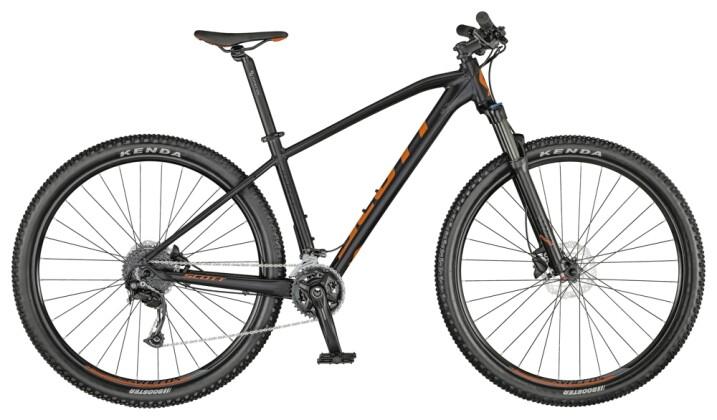 Mountainbike Scott Aspect 740 Bike Granite 2021