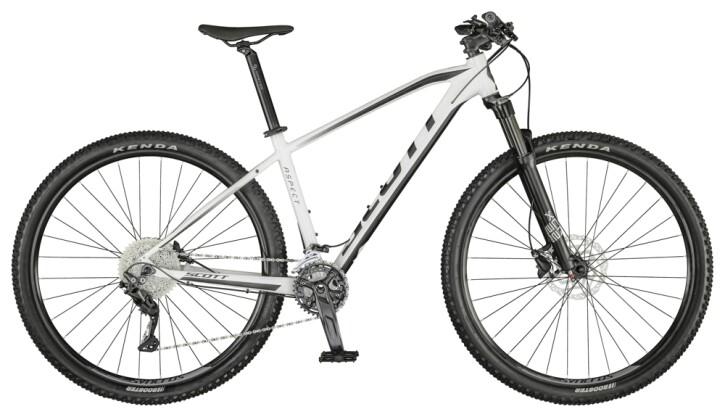 Mountainbike Scott Aspect 930 Bike pearl white (KH) 2021