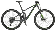 Mountainbike Scott Spark 970 Bike granite black