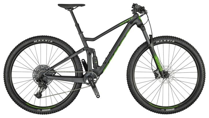 Mountainbike Scott Spark 970 Bike granite black 2021