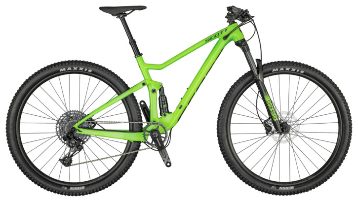 Mountainbike Scott Spark 970 Bike smith green 2021