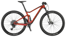 Mountainbike Scott Spark RC 900 Comp Bike red