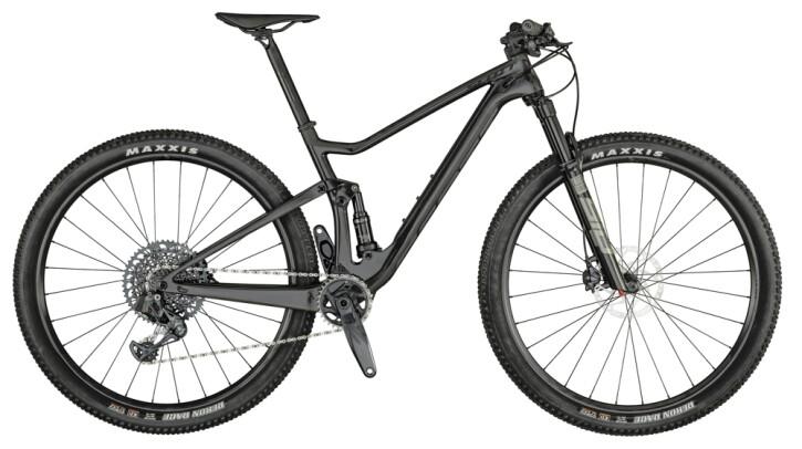 Mountainbike Scott Spark RC 900 Team Issue AXS crb Bike 2021