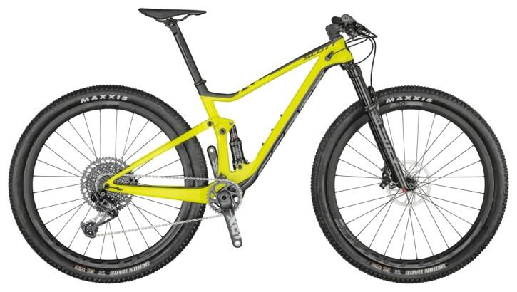Mountainbike Scott Spark RC 900 World Cup Bike 2021