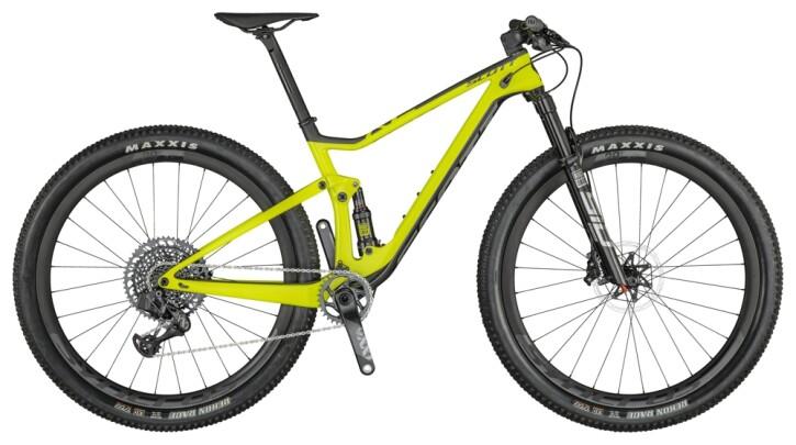 Mountainbike Scott Spark RC 900 World Cup AXS Bike 2021