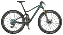 Mountainbike Scott Spark RC 900 SL AXS Bike