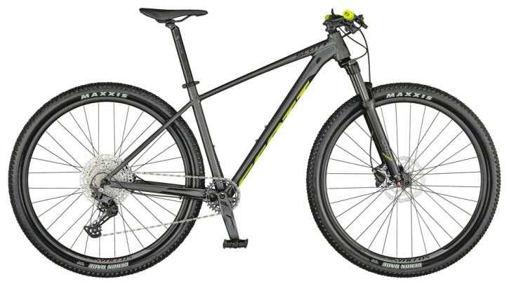 Mountainbike Scott Scale 980 Bike dark grey 2021