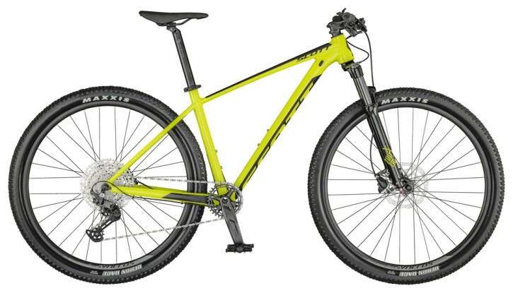 Mountainbike Scott Scale 980 Bike yellow 2021